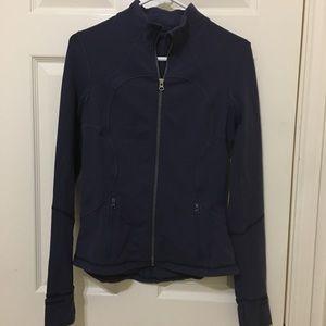 Lululemon Navy Define Jacket !